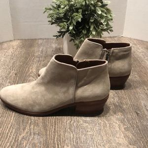 Sam Edelman Shoes - Sam Edelman tan boots in great condition size 71/2